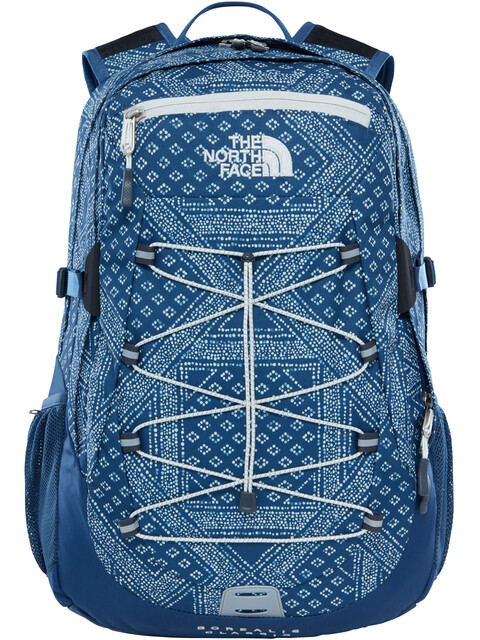 The North Face Borealis Classic Backpack Shady Blue Bandana Print/Shady Blue